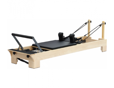 STRONGHOLD PILATES WOOD REFORMER