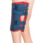 ORTHOLIFE PAEDIATRIC TRI PANEL KNEE IMMOBILISER