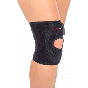 ORTHOLIFE CONTOURED KNEE SUPPORT