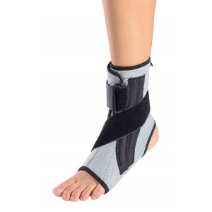 ORTHOLIFE COOLPRO WRAP AROUND ANKLE BRACE