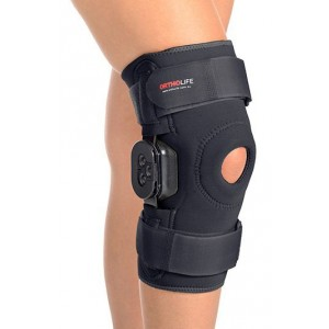 ORTHOLIFE ROM HINGED KNEE STABILISER