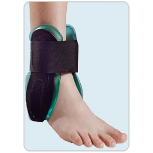 ORTHOLIFE PAEDIATRIC AIR/GEL STIRRUP ANKLE BRACE - UNIVERSAL