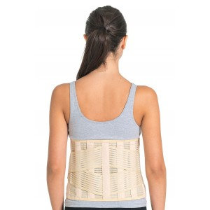 "ORTHOLIFE 9"" SACRO LUMBAR SUPPORT"