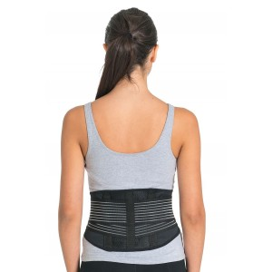 ORTHOLIFE CONTOURED LIGHT BACK SUPPORT PREMIUM