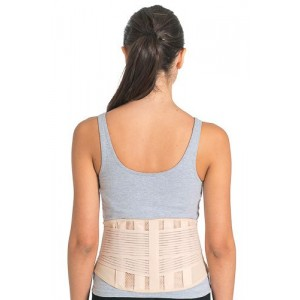ORTHOLIFE PREMIUM LIGHT SACRO LUMBAR SUPPORT 8""