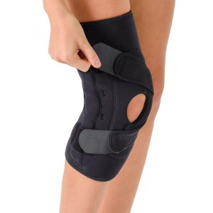 ORTHOLIFE OPEN PATELLA J KNEE STABILISER